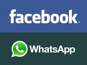 whatsapp facebook